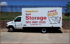 Probably the most reasonably priced Englewood self storage facility solutions around. Safe Highlands Ranch for your priceless items